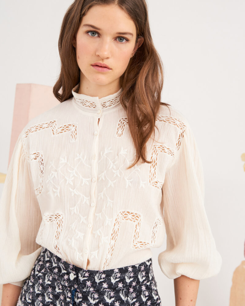 blusa blanca antikbatik