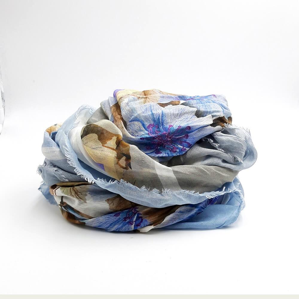 fular-flores-azules