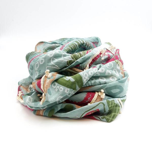 fular-verde-esmeralda
