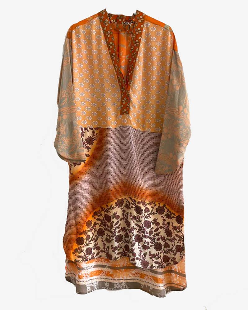 sissel-vestido-corto-naranja